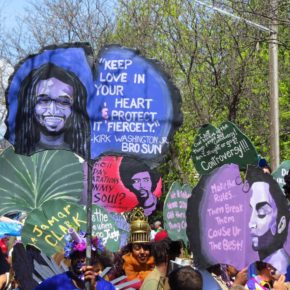 May Day: Heart of the Beast